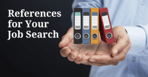 References for Your Job Search