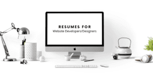 Resumes for Website Developers_Designers